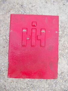 Farmall Ih 450 400 300 350 Tractor Original Ih Battery Box For Under The Seat
