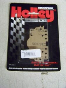 New Holley Metering Plate Gaskets Dominator 4150 Aed Qft Chevy Ford Mopar 302