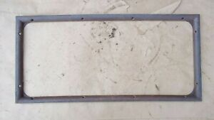 1928 1931 Model A Ford Rear Window Garnish Molding Original Back Coupe Sedan
