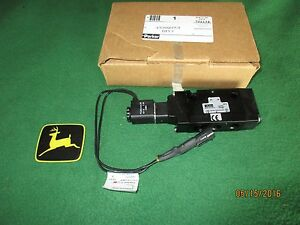 New Oem John Deere Self Propelled Sprayer Control Valve An206119 Models Below