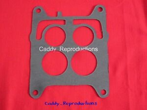 1959 1966 Cadillac Carter Carburetor Carb Gasket
