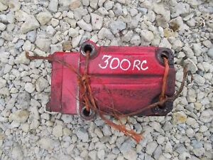 Farmall 300 350 Tractor Ih Hydraulic Front Block For Valves Behind Dash W Cover