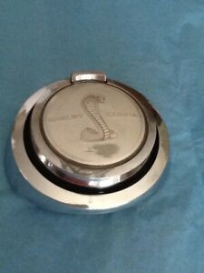 Original 1967 1968 Ford Shelby Gas Cap With Base