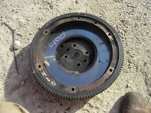 Farmall 450 400 Gas Tractor Original Ih Flywheel Starter Ring Gear