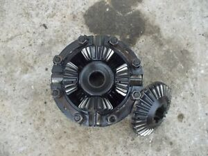 Farmall 300 Tractor Main Transmission Ring Drive Pinion Gear Assembly Parts