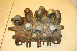 Fordson Major Diesel Tractor Front Loader Vickers Hydraulic Valve Assembly