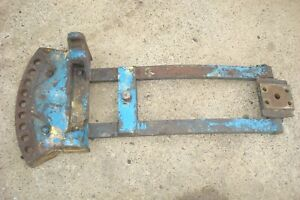 Fordson Major Diesel Tractor Drawbar Support Bracket Anchor