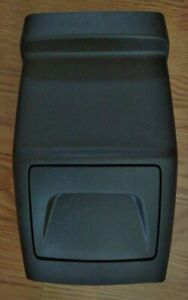 2013 Explorer Police Interceptor Utility Center Console Detective Rear Panel