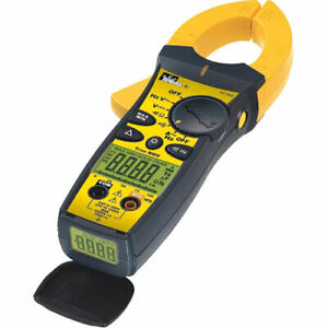 Ideal Electrical 61 763 True rms Ac Clamp Meter Tightsight Display