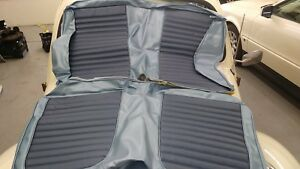1965 1968 Ford Mustang Coupe Rear Seat Cover