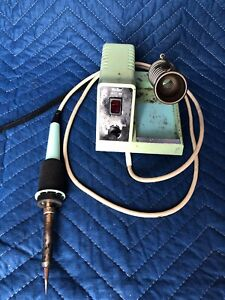 Weller Soldering Station Model Wcc100 Rework Station W Weller Soldering Pencil