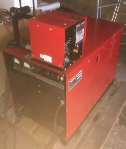 Lincoln Electric Idealarc Dc 600 Welder Will Ship