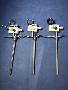 Lot Of 3 Olympus Working Elements A2755