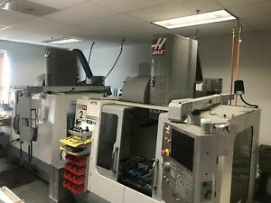2007 Haas Vf 2ssyt 12k Rpm Spindle Extended Y Axis Wifi 30 1 Smtc