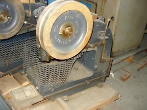 Alva Allen 3 Ton Punch Press Bd 3 Never Used