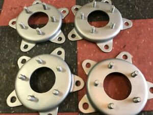 Volkswagen Wheel Adapters 5 To 5 Lug With 4 1 2 Bolt Circle