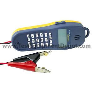 Fluke Networks 25501009 Ts25d Test Set W abn Cord