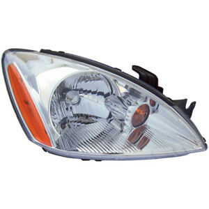 For Mitsubishi Lancer 2004 2005 2006 2007 Right Side Headlight Assembly