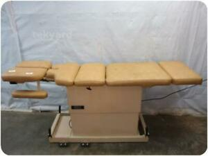 Hill Adjustable Power Examination Table 220241