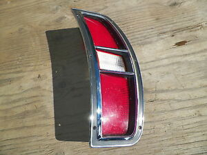 1971 1972 Ford Country Sedan Squire Station Wagon Right Rear Tail Light