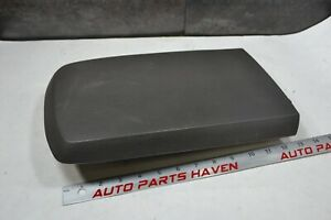 02 05 Ford Explorer Gray Center Console Armrest Lid Door Oem