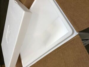 Local Pick Up Only Styrofoam Insulated Shipping Cooler Box 24 X 17 X 17
