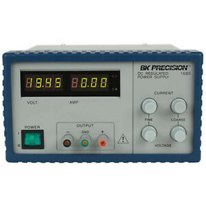Bk Precision 1665 Switching Dc Power Supply 19 99v 9 99a