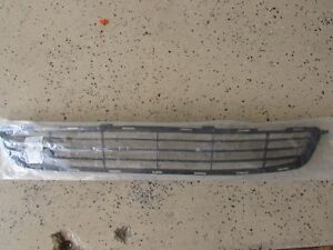 For Toyota Corolla 2007 09 Plastic Black Oem J Front Bumper Lower Grille J Grill