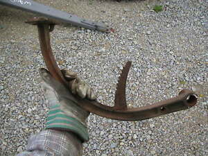 Co Op E3 Tractor Original Left Brake Pedal Assembly