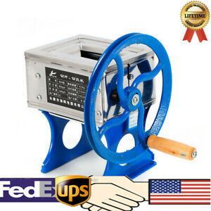 Hand cranked Meat Grinder Meat Slicer Cutter Meat Cutting Machine For Commercial