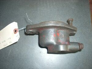 Farmall Super Md Tractor Distributor Drive Housing W out Tach Drive