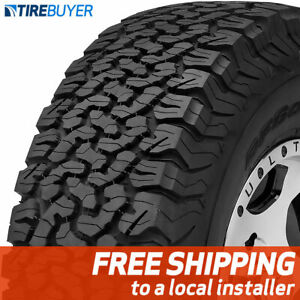4 New Lt255 70r17 E Bf Goodrich All Terrain Ta Ko2 255 70 17 Tires T A