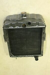 219557 Radiator For International Harvester M Md w 6 Or Super M W 6 Tractor