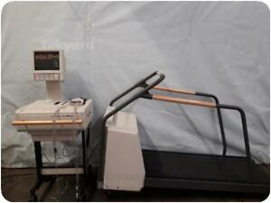 Marquette Max 1 Exercise Testing System stress Test System W T2000 Treadmill