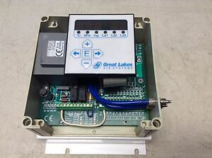 Great Lakes Air Systems Control Board Display Assembly