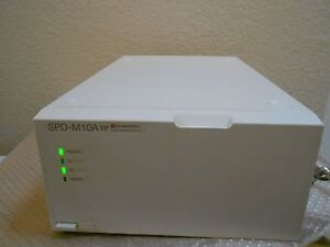 Shimadzu Spd m10avp Diode Array Hplc Photo Detector Nice And Clean