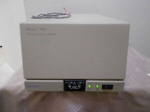 Waters 996 Photodiode Array Uv visible Hplc Detector W An Analog Cable Nice