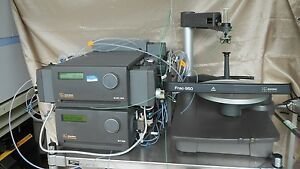 Amersham Biosciences Akta Purifier Fplc W Computer Software Ge Healthcare