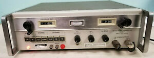 Vintage Hp 8614a Signal Generator 0 8 2 4 Ghz Working Unit I 1