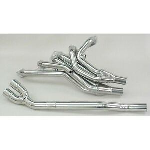 Pacesetter 77 83 Datsun 280z 280zx Performance Exhaust Header Ceramic Coated 495