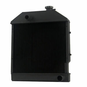 Ford New Holland Radiator 231 233 250c 333 335 340 420 445 3000 4000 D8nn8005pa