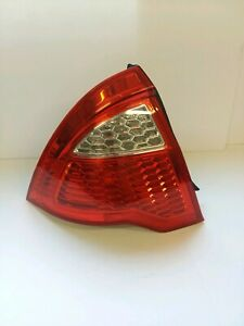 2010 2012 Ford Fusion Tail Light Driver Side Left Taillight Clean Oem