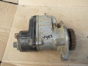 John Deere Jd Ih Allis Tractor Original Fair Banks Morse V4b7 Magneto Assembly