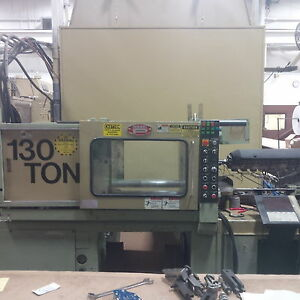 1994 Nissei Fs120 Injection Molder Nc9000g Only 1500 Hours