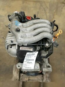 2000 Vw Beetle 2 0 Engine Motor Assembly 172 878 Miles Aeg No Core Charge