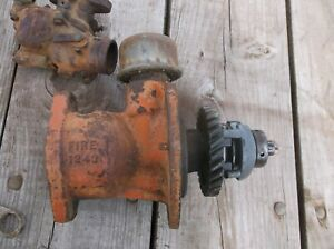Allis Chalmers Tractor Governor Distributor Magneto Drive Unit Off Unstyled Wc