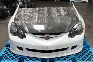 Jdm Integra Itr Rsx Dc5 Front End Conversion Nose Cut Holes On Hood