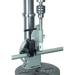 Pipe Tubing Notcher Tube Drill Press Car Roll Cage Tool