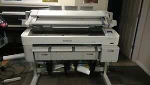 Epson Surecolor T5270 With Multiscan Module