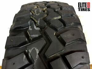 Multi mile Wild Country Radial Rvt Load D Owl 33 12 5 17 Tire Driven Once